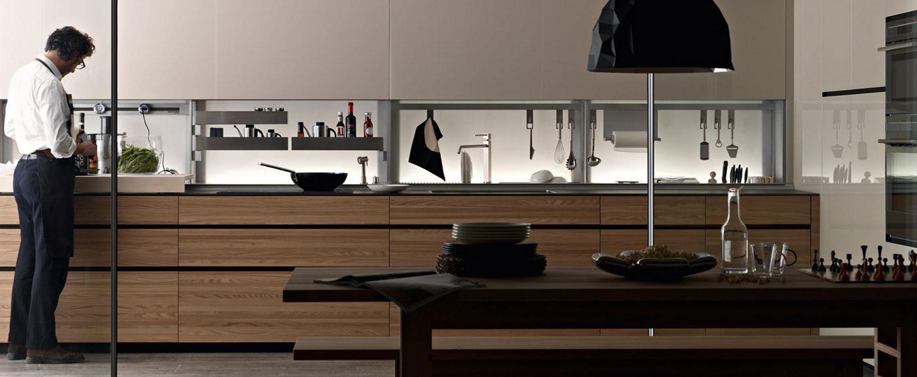 Cucine vetro Milano, Cucine in vetro